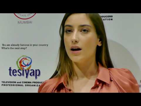 Bytes from Hazal Kaya