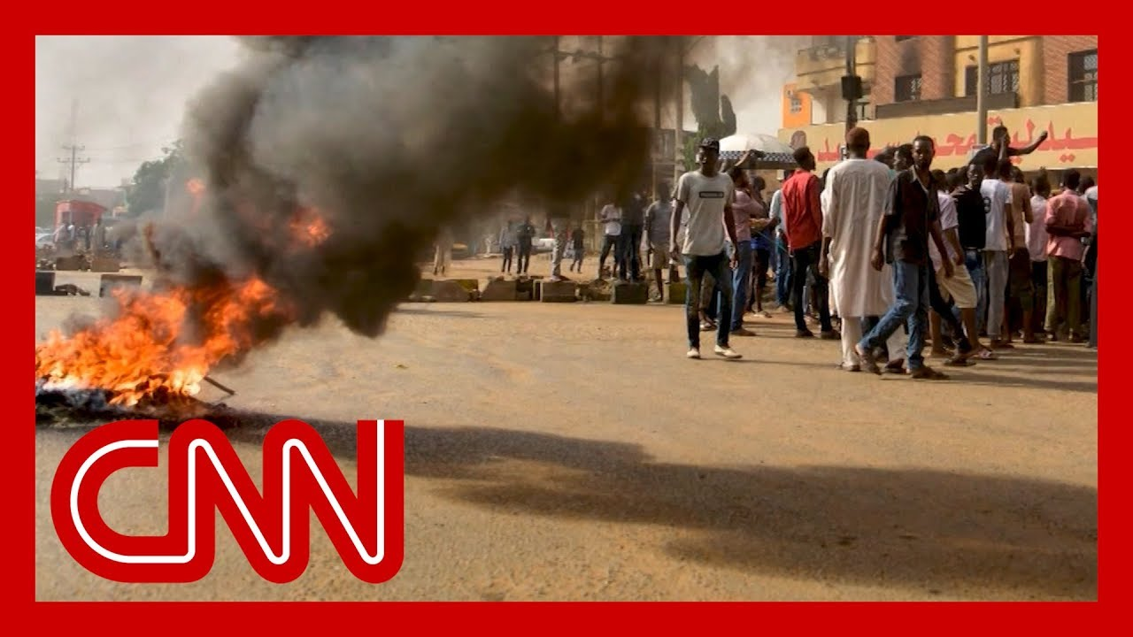 CNN:Attack on sit-in leads to over 100 people dead