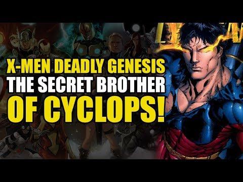 X-Men Deadly Genesis: Origin of Vulcan