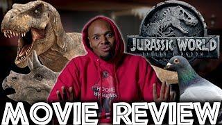 Jurassic World: Fallen Kingdom - A T-Rex Ain't Sneaking Up on Me