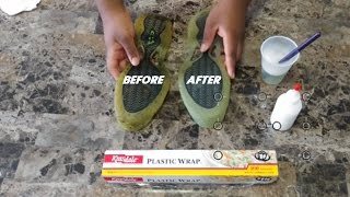 How To Use Sole Sauce To Unyellow Soles Simple & Easy