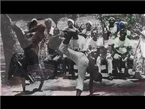 Capoeira Facts : History of Capoeira