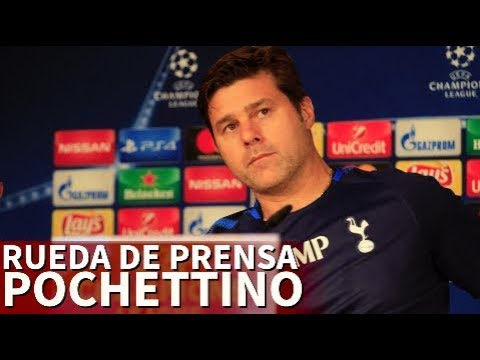 Real Madrid-Tottenham | Rueda de prensa completa de Pochettino | Diario AS