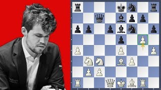 The World Champion in the cheap seats | Carlsen vs Ganguly | FIDE Chess.com Isle of Man 2019