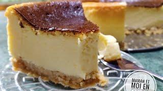 cheesecake new-yorkais وصفة تشيز كيك بكل أسرار نجاحه