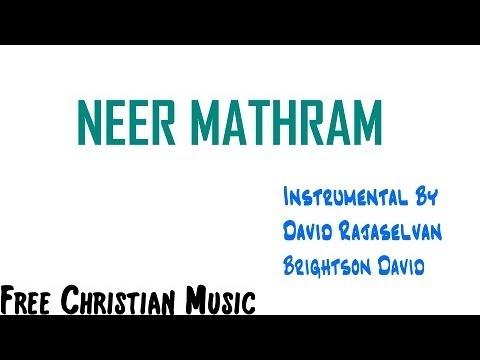 neer mathram podhum song