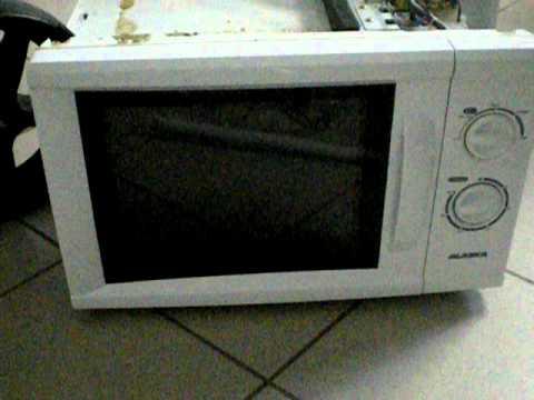 Microwave Arcing
