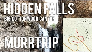 7 Hikes in 7 Days - Day 3: Hidden Falls, Big Cottonwood Canyon