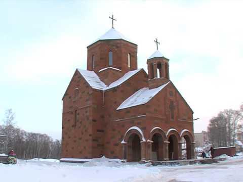 В Ярославле на финишную прямую вышло строительство армянского храма Суруб Геворг