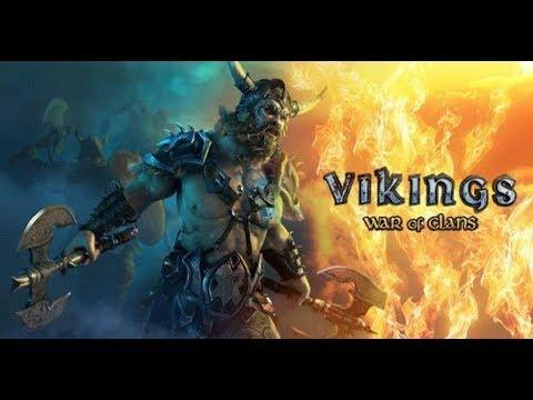 Vikings War Of Clans   Шпиковая ловушка. Как сделать и из чего состоит