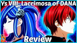 Review: Ys VIII: Lacrimosa of DANA (Reviewed on Nintendo Switch, also on PS4, PS Vita and PC) (Video Game Video Review)