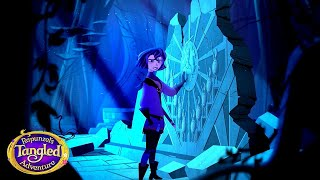 Waiting in the Wings | Rapunzel's Tangled Adventure | Disney Channel