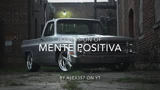Mente Positiva - Junior H (8D Audio) 🎧❗️