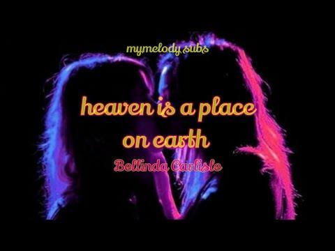 Heaven Is A Place On Earth - Belinda Carlisle || Tradução - Legendado