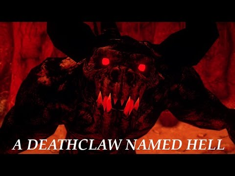 New Vegas Mods: A Deathclaw Named Hell