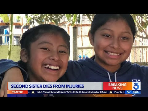 2nd Sister Dies After Being Struck by Semi Truck in South L.A.