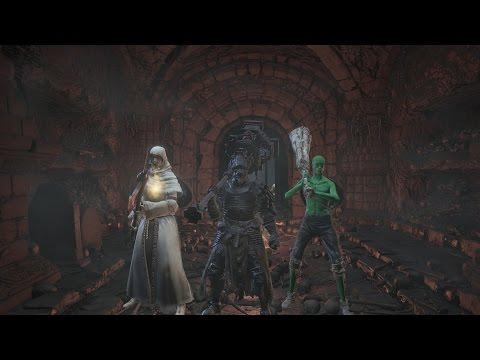 Dark Souls 3: The Meme Team - Episode 1 (ft. Beeg Boii)
