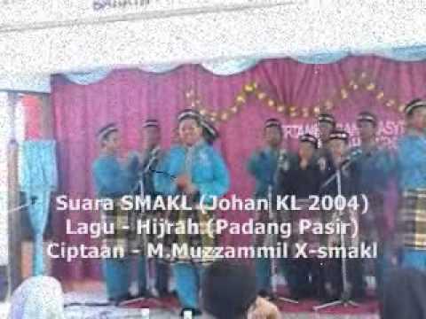 Suara Smakl 2004-.Juara Festival Nasyid Maal Hijrah KL04