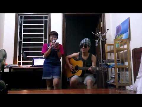 ROCK VẦNG TRĂNG- [GUITAR COVER Hà Cuội ft Tùng Bớp]