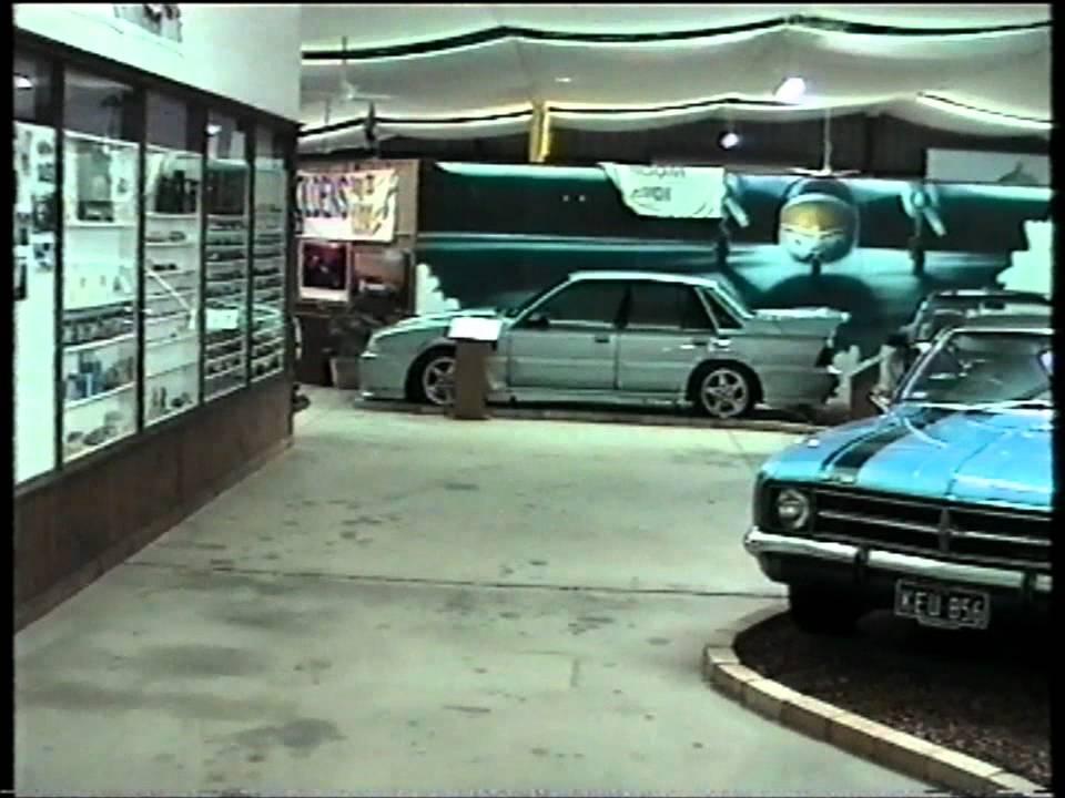 National Holden Motor Museum Echuca Australia Youtube