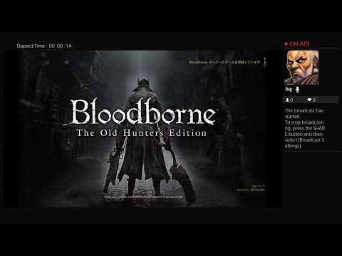 Bloodborne - Return to Yharnam #03 (Japanese voice cast and lore)
