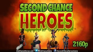 Second Chance Heroes PC Gameplay 4K 2160p