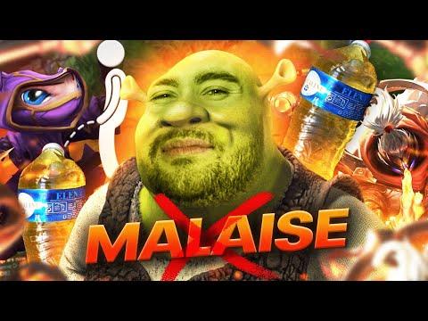 Vidéo d'Alderiate : LE MALAISE : C'EST NON