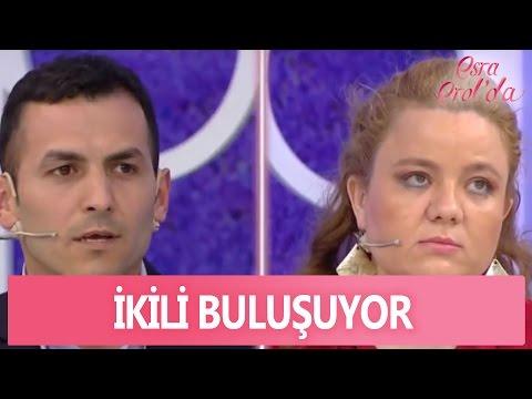 Emine Hanım Ve Erdoğan Bey Buluşuyor - Esra Erol'da 10 Mayıs 2017 - Atv