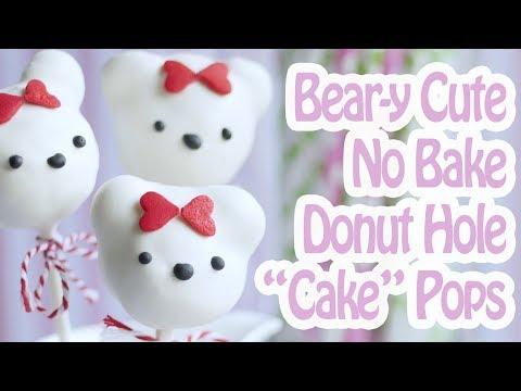 Easy No-Bake Bear