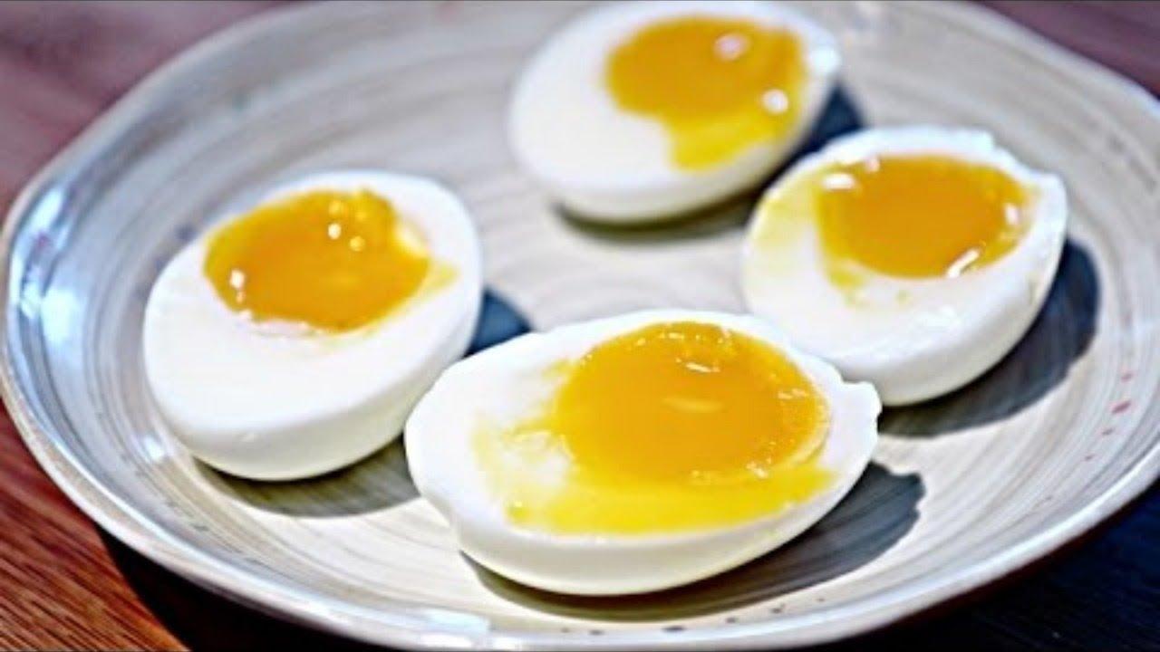 鹹蛋鱗片雞鎚 /日式鹵水溏心蛋