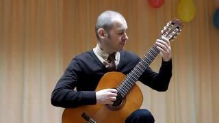 Онлайн уроки по гитаре. Александр. Регтайм. Profi-Teacher.ru