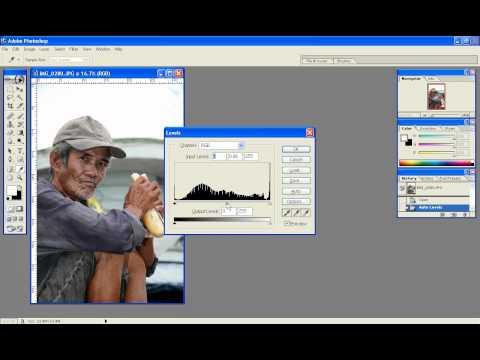 Photoshop CS4 - Phan 1 - Bai 9 - Xu ly anh voi BR la phong toi KTS