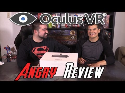 Oculus Rift Angry Review