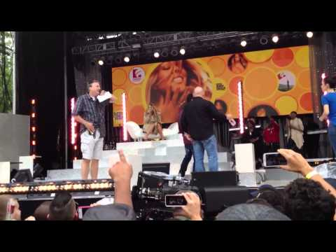 Mariah Carey - Underneath The Stars (A Cappella) - Good Morning America Sound Check