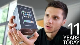 Download Original iPhone Unboxing! 11 Years Old Today Mp3 and Videos