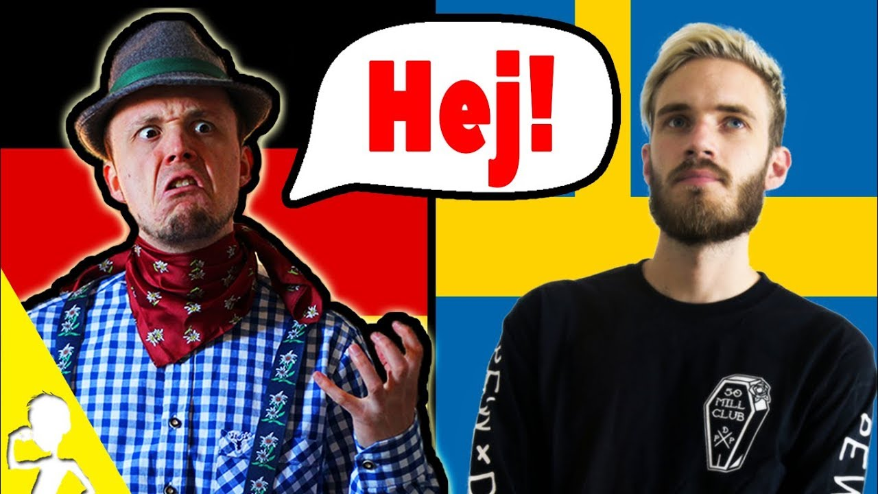 How did PewDiePie learn English? - Quora