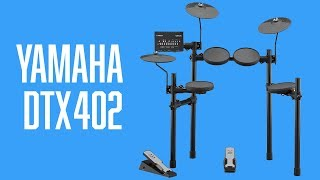 Yamaha DTX452K Electronic Kit | Overview
