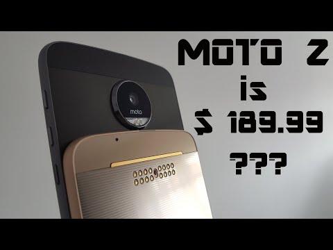 Motorola Moto Z Review: Revisited in 2017
