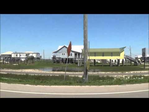 Grand Isle. The Gulf Coast. Scenic Views. Louisiana Culture.
