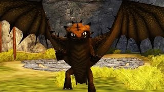 How To Train Your Dragon - School of Dragons - Sand Wraith Adult! [Part 25] [iPad/Android]
