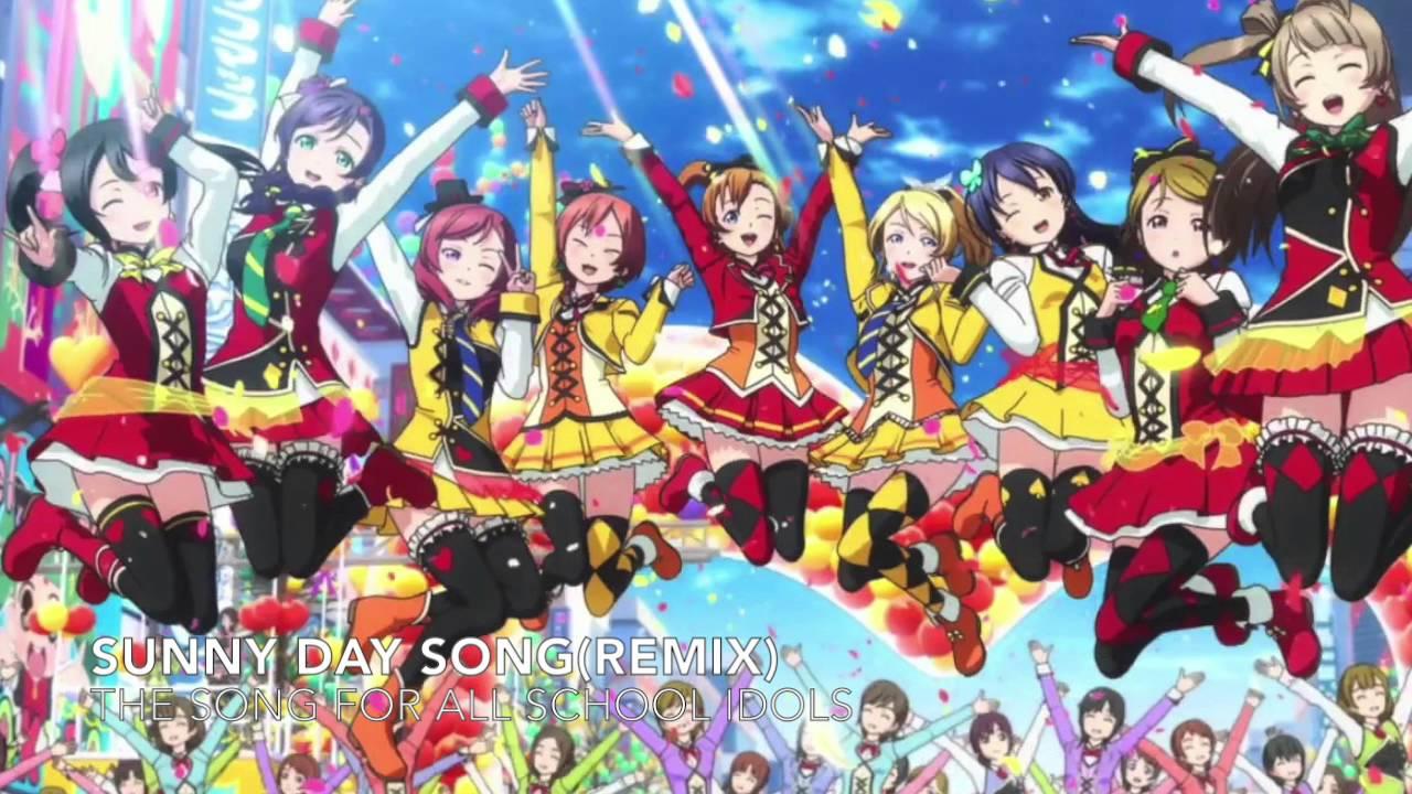 【ラブライブ】SUNNY DAY SONG(HappyHardcore Remix)
