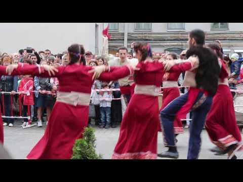 Праздник  в Армянской Апостольской церкви Святой Екатерины