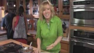 Judie Byrd's Chocolate Wontons