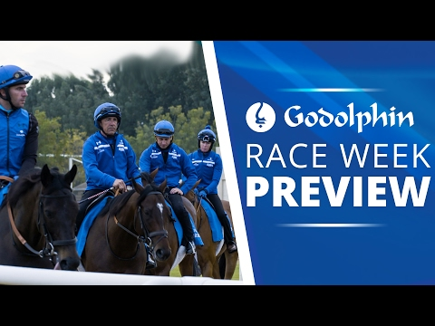 Godolphin trainer Charlie Appleby's race week preview 16.02.17