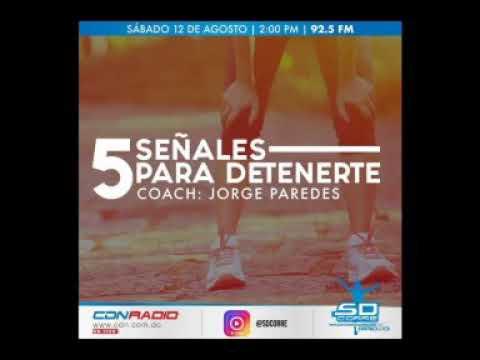 Santo Domingo Corre Radio Programa 12 agosto 2017
