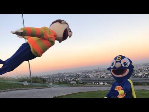 Super Beto Rescató a Pepo en el Obispado - El show de Bely y Beto