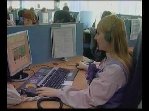 Как работает контактный центр МегаФона?