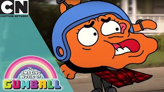 The Amazing World of Gumball | Skateboarding Lessons | Cartoon Network