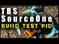 TBS Source One v0.2 | Build - Test - Tuning - PID | FPV FreeStyle Frame | Betaflight PIDs
