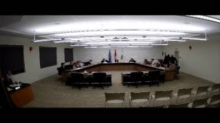 Town of Drumheller Special Council Meeting of December 19, 2016
